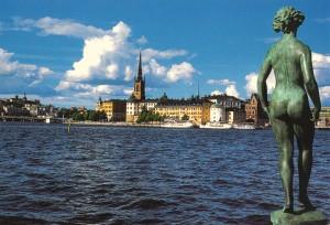 Christine Silverstein at Stockholm