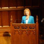 Christine Silverstein at Columbia