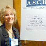 Christine Silverstein at ASCH Conference